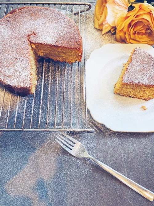 Ralph's favourite cake